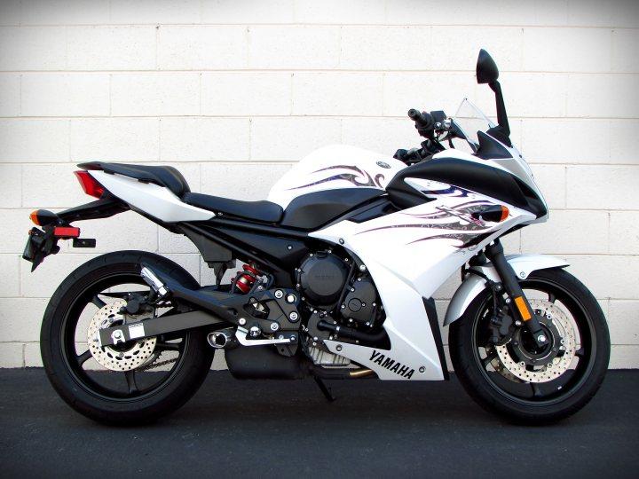 2009 Yamaha Fz6 S Sport Touring for sale on 2040motos