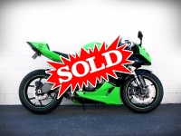 2011 Kawasaki Ninja ZX-6R Monster Edition