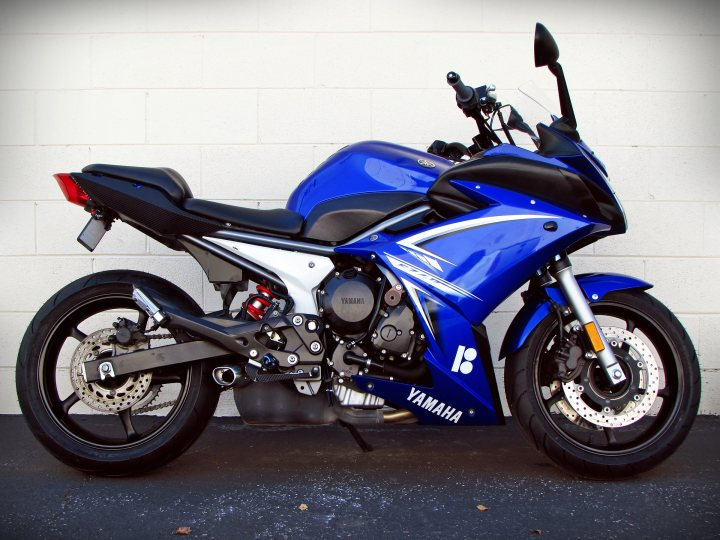 2009 Yamaha Fz6r Motorcycles for sale