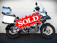 2013 BMW R1200GS Adventure Premium