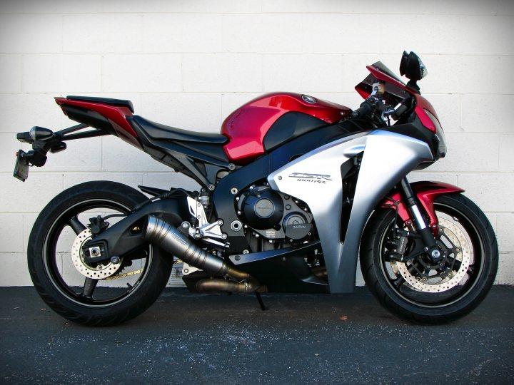 2008 Honda Cbr1000Rr >> 2008 Honda Cbr1000rr