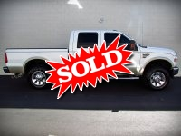 2009 Ford F250 4X4 Lariat Power Stroke
