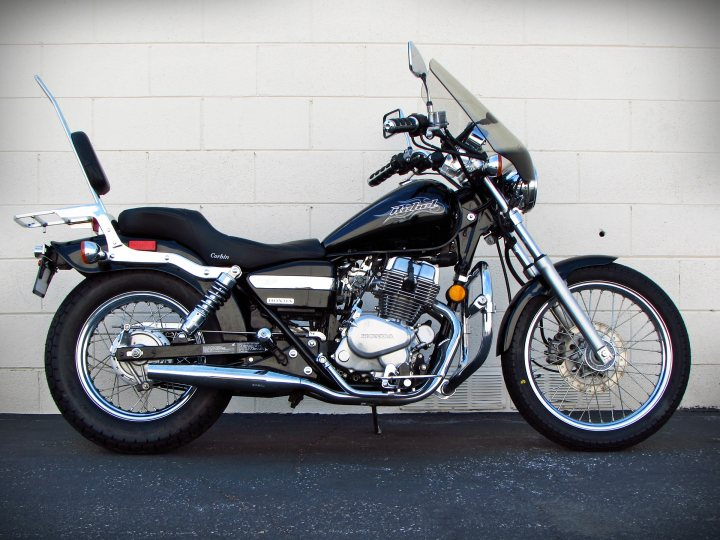 2007 Honda Rebel 250 For Sale J Amp M Motorsports