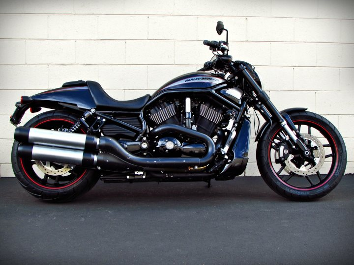 2014 Harley-Davidson V-Rod Night Rod ABS For Sale • J&M Motorsports