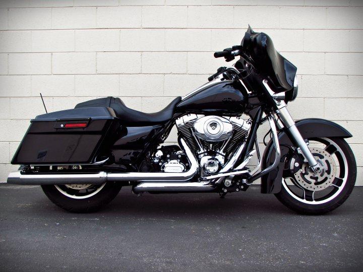 2011 Harley Davidson Flhx Street Glide For Sale J Amp M