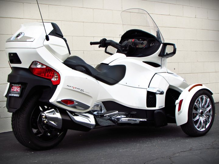 2014 Can Am Spyder Rt Limited For Sale J Amp M Motorsports
