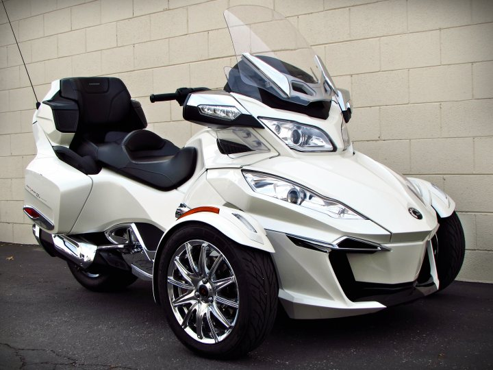 Sport Motorcycles For Sale >> 2014 Can-Am Spyder RT Limited For Sale • J&M Motorsports