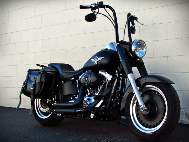 Suzuki Dual Sport >> 2014 Harley-Davidson FLSTFB Fat Boy Lo ABS For Sale • J&M Motorsports