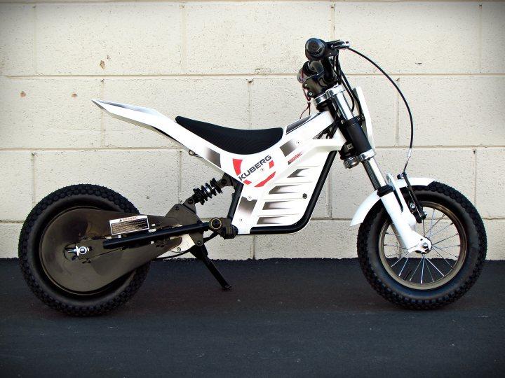 2015 Kuberg START Kids Electric Bike For Sale • J&M Motorsports