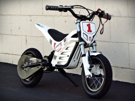 Yamaha Target Super Sport >> 2015 Kuberg START Kids Electric Bike For Sale • J&M Motorsports