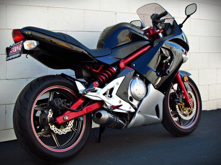 2006 Kawasaki Ninja 650r For Sale J Amp M Motorsports