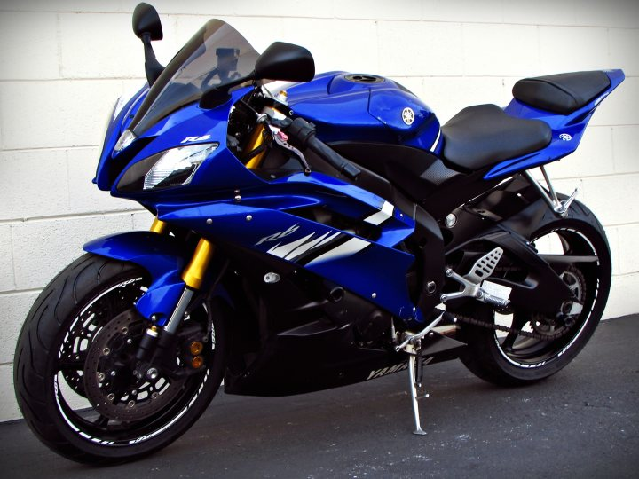 2006 Yamaha Yzf R6 For Sale J Amp M Motorsports