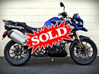 2012 Triumph Tiger Explorer 1200