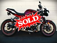2014 Triumph Street Triple R ABS Team Empire Special Edition