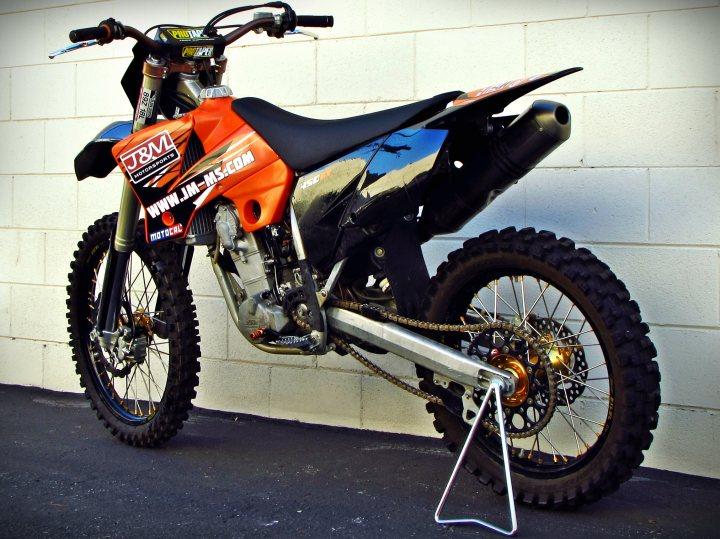 2003 Ktm 450 Sx For Sale J Amp M Motorsports