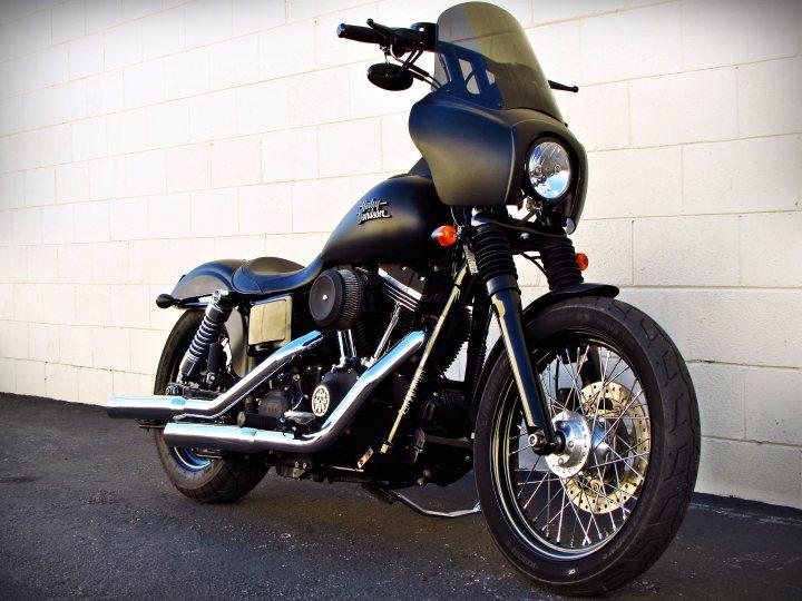 2013 Harley-Davidson FXDB Dyna Street Bob For Sale • J&M ...