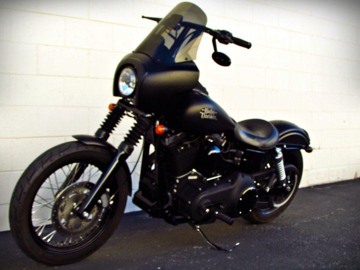 2013 Harley Davidson Fxdb Dyna Street Bob For Sale J Amp M