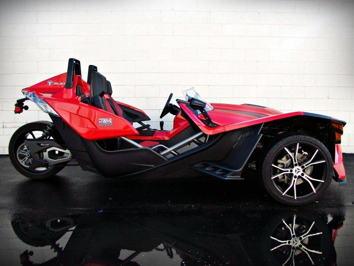 2015 polaris slingshot sl for sale j m motorsports. Black Bedroom Furniture Sets. Home Design Ideas