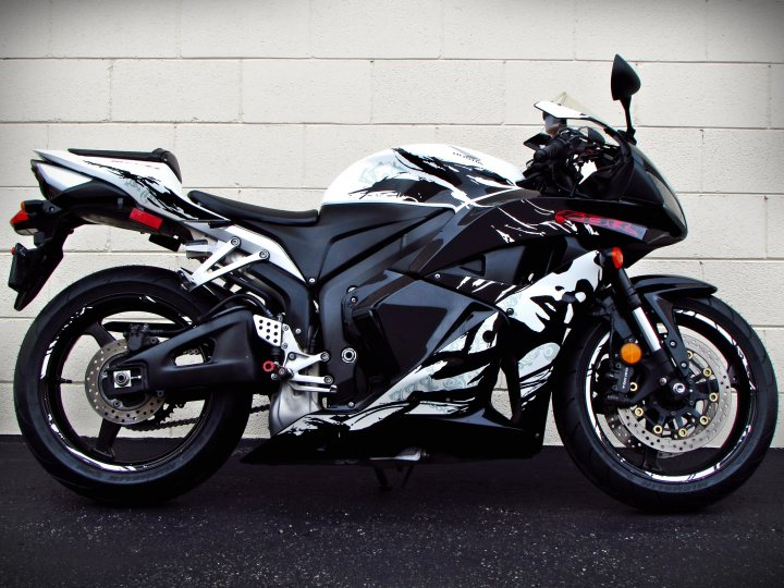 2010 Honda CBR600RR Leyla Edition For Sale • J&M Motorsports
