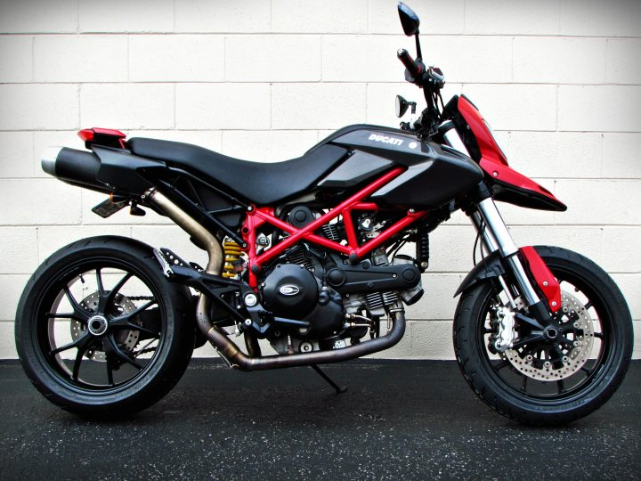 2012 ducati hypermotard 796 for sale j m motorsports. Black Bedroom Furniture Sets. Home Design Ideas