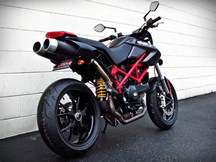 2012 Ducati Hypermotard 796 For Sale • J&M Motorsports