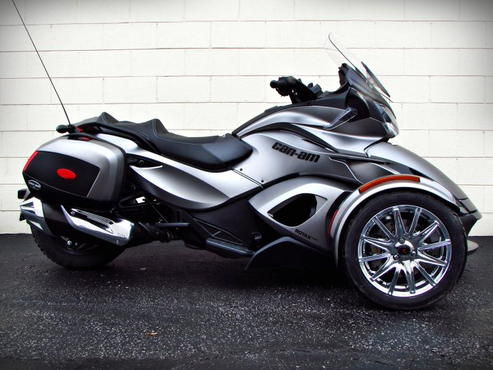 Automatic Transmission Motorcycle >> 2014 Can-Am Spyder ST Limited For Sale • J&M Motorsports