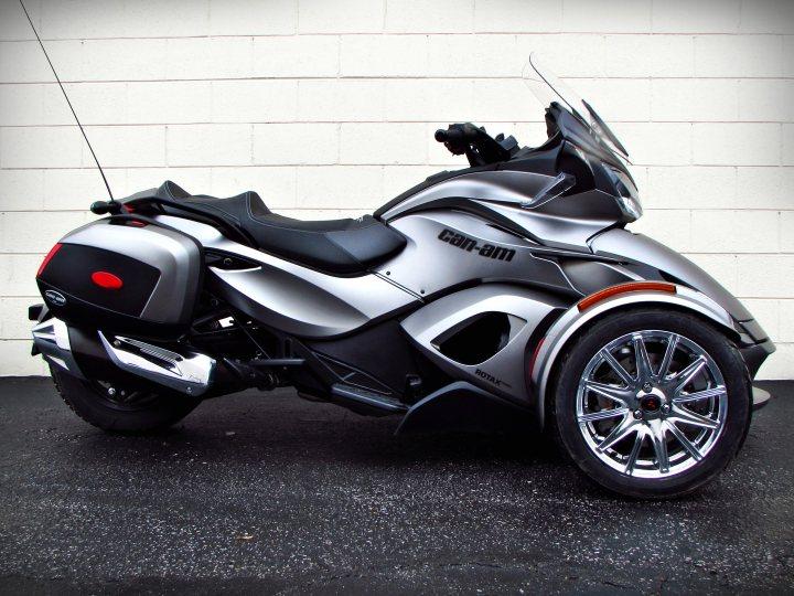 2014 Can-Am Spyder ST Limited For Sale • J&M Motorsports