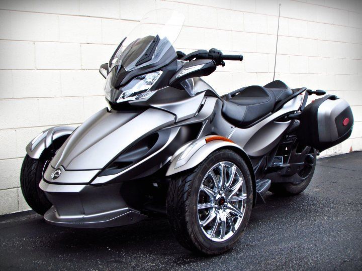 Harley Davidson Motorcycles For Sale >> 2014 Can-Am Spyder ST Limited For Sale • J&M Motorsports