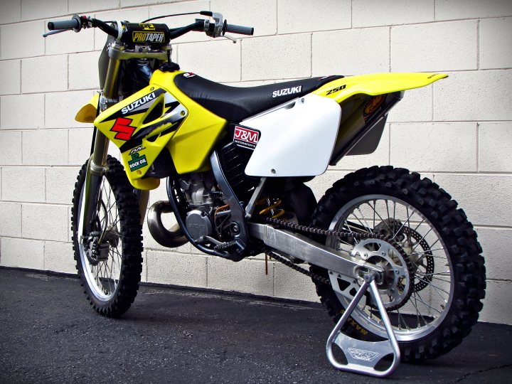 2004 Suzuki RM250 For Sale • J&M Motorsports