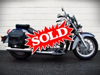 2001 Honda VT750 Shadow 750 ACE