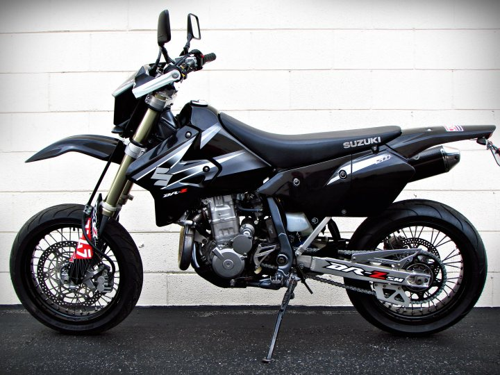 2006 Suzuki DR-Z400SM For Sale • J&M Motorsports