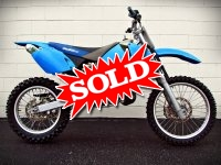 1997 KTM 200EXC LE JackPiner Limited Collectors Edition