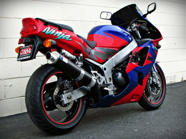My Bmw Usa >> 1995 Kawasaki Ninja ZX600-F ZX-6R For Sale • J&M Motorsports
