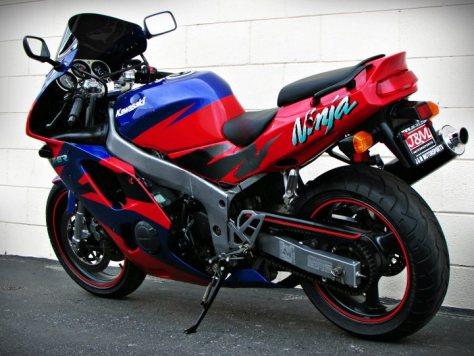 1995 Kawasaki Ninja Zx600 F Zx 6r For Sale J Amp M Motorsports