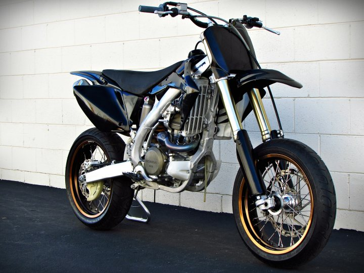 2008 Honda Crf450r Supermoto For Sale J Amp M Motorsports