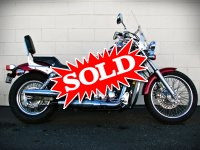 2003 Honda Shadow 750 Spirit