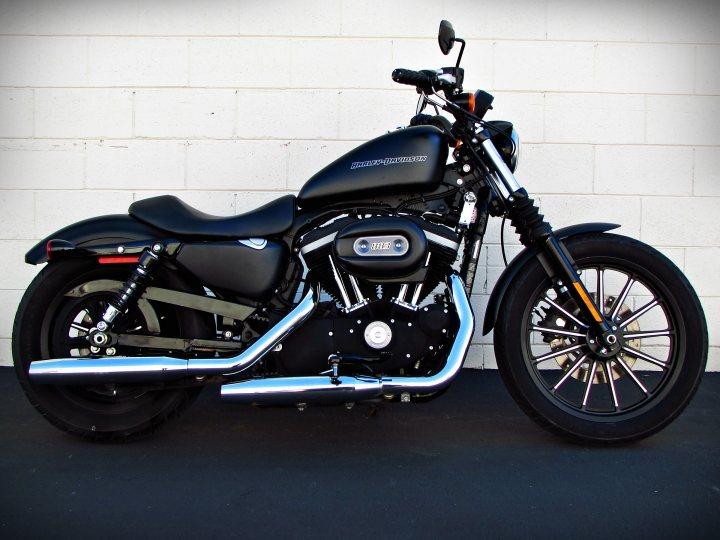 2010 Harley Davidson Xl883n Sportster 883 Iron For Sale