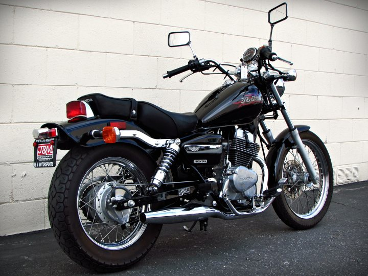 My Bmw Usa >> 2006 Honda Rebel 250 For Sale • J&M Motorsports
