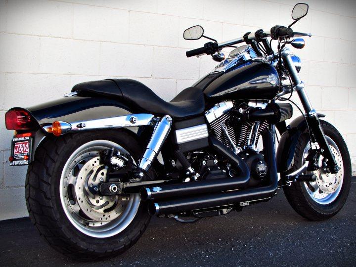 2013 Harley-Davidson FXDF Dyna Fat Bob For Sale • J&M Motorsports