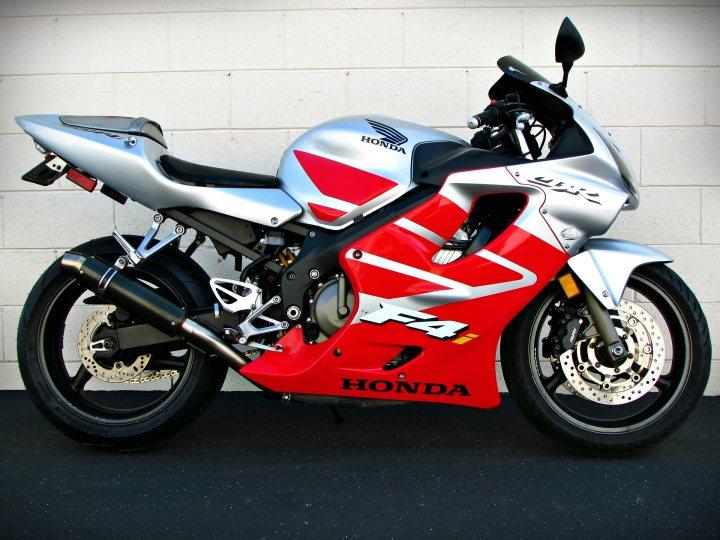 2002 Honda Cbr600f4i For Sale J Amp M Motorsports