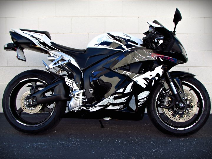 2010 Honda Cbr600rr Leyla Special Edition For Sale J Amp M