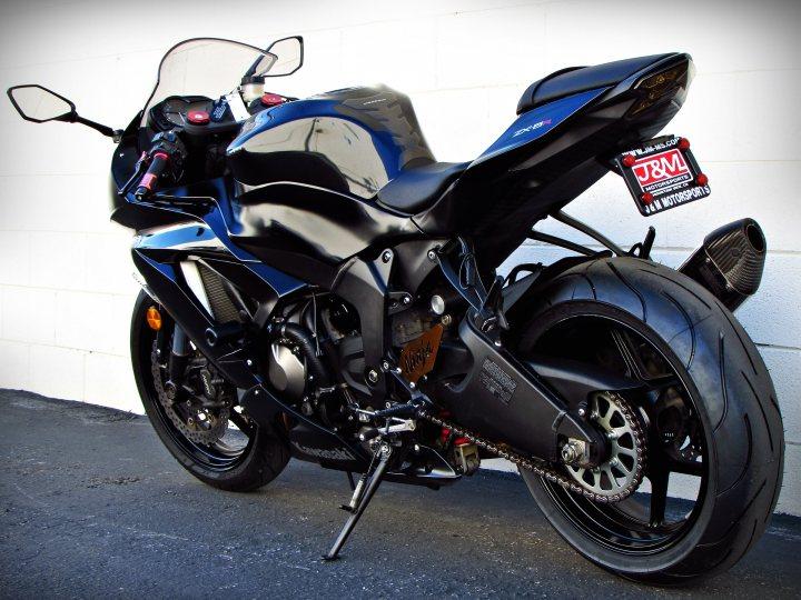 2013 Kawasaki Ninja Zx 6r 636 For Sale J Amp M Motorsports