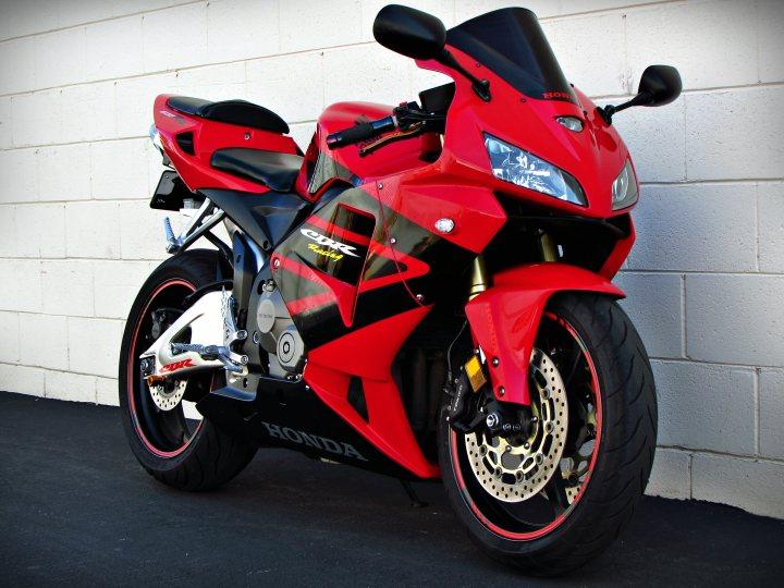 2005 Honda CBR600RR For Sale • J&M Motorsports