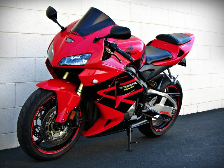 Sport Motorcycles For Sale >> 2005 Honda CBR600RR For Sale • J&M Motorsports