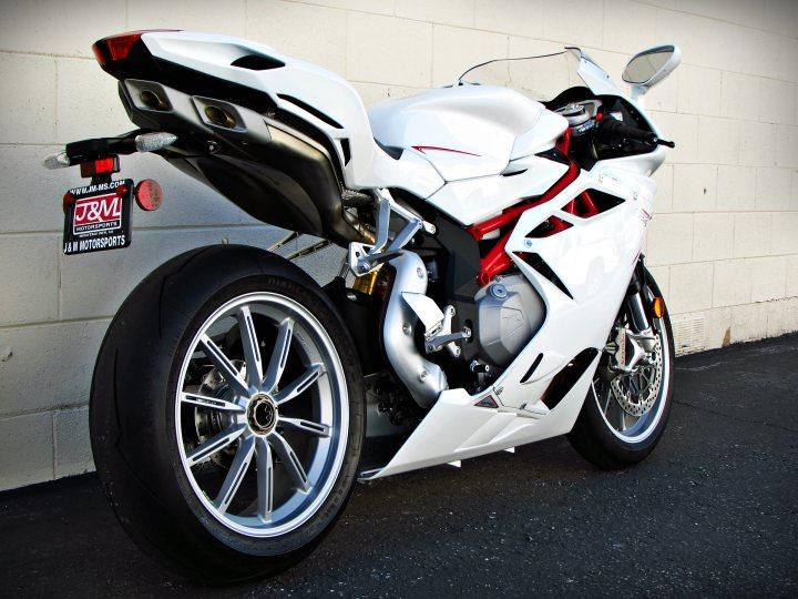 2014 MV Agusta F4 1000 ABS For Sale • J&M Motorsports