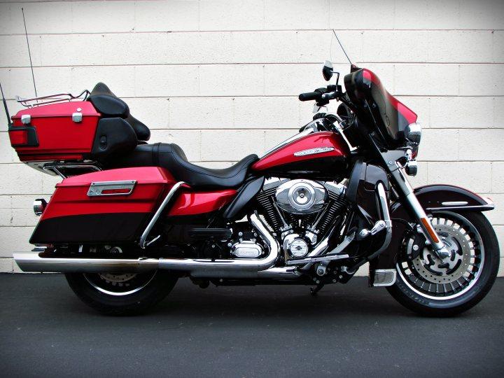 2013 Harley Davidson Flhtk Electra Glide Ultra Limited Abs
