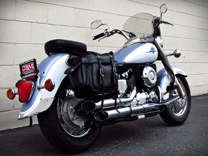 Suzuki Dual Sport >> 2002 Yamaha V-Star 650 Classic For Sale • J&M Motorsports