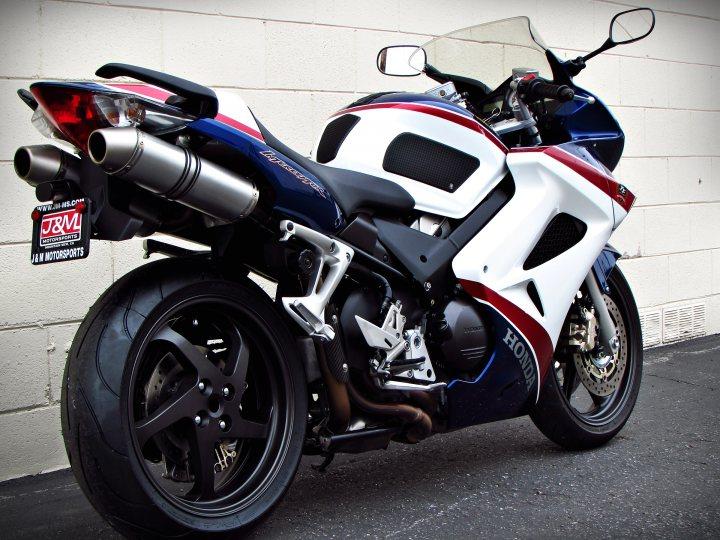 2007 Honda Vfr 800 Interceptor Abs For Sale J Amp M Motorsports