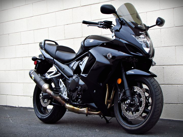 Yamaha Dual Sport >> 2011 Suzuki GSX1250FA ABS For Sale • J&M Motorsports