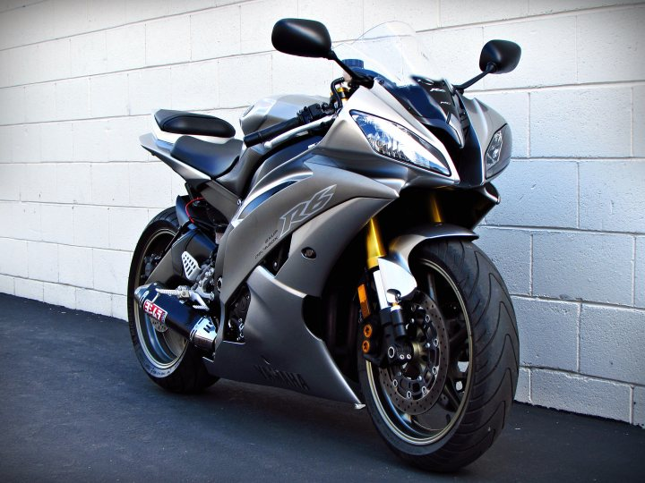 Harley Davidson Motorcycles >> 2008 Yamaha YZF R6 For Sale • J&M Motorsports